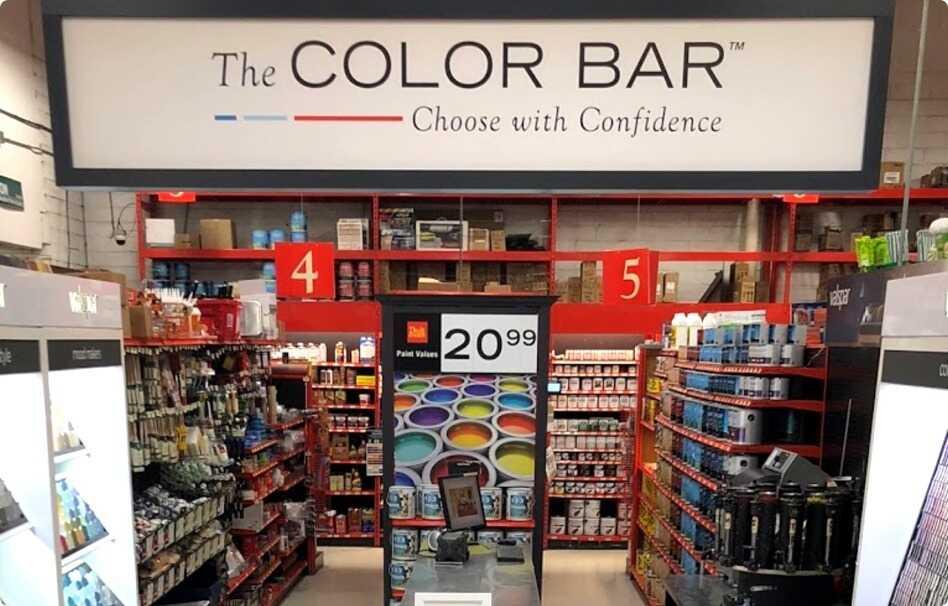 Our Color Bar