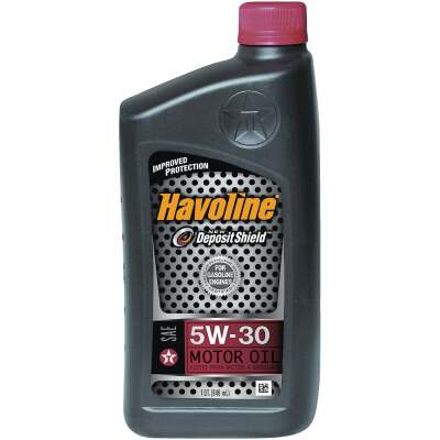 Havoline 5W30 Quart Motor Oil