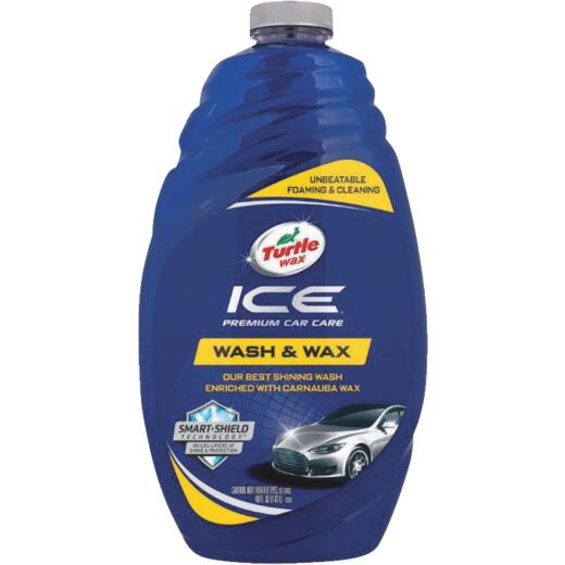 Turtle Wax ICE 48 Oz. Liquid Car Wash & Wax