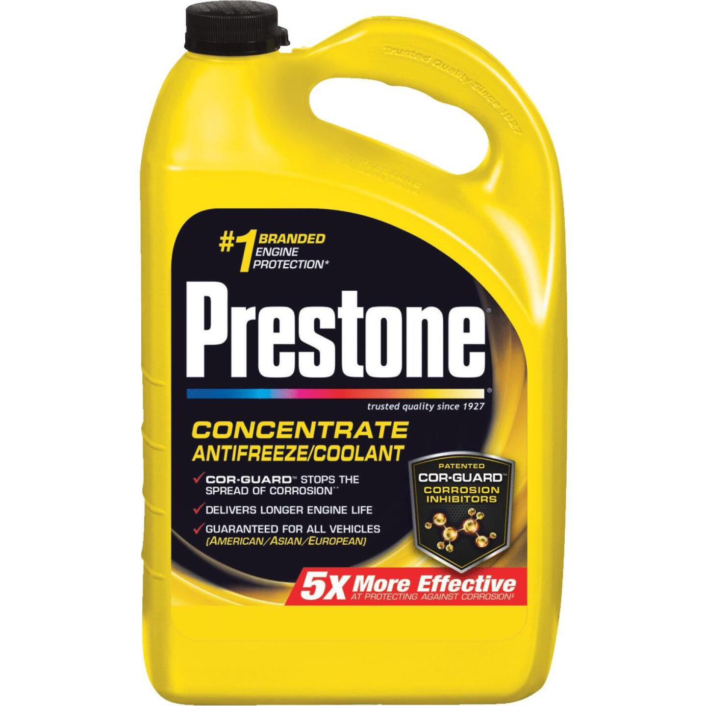 Prestone Gallon Concentrate -84 F to 276 F Automotive Antifreeze Image 1