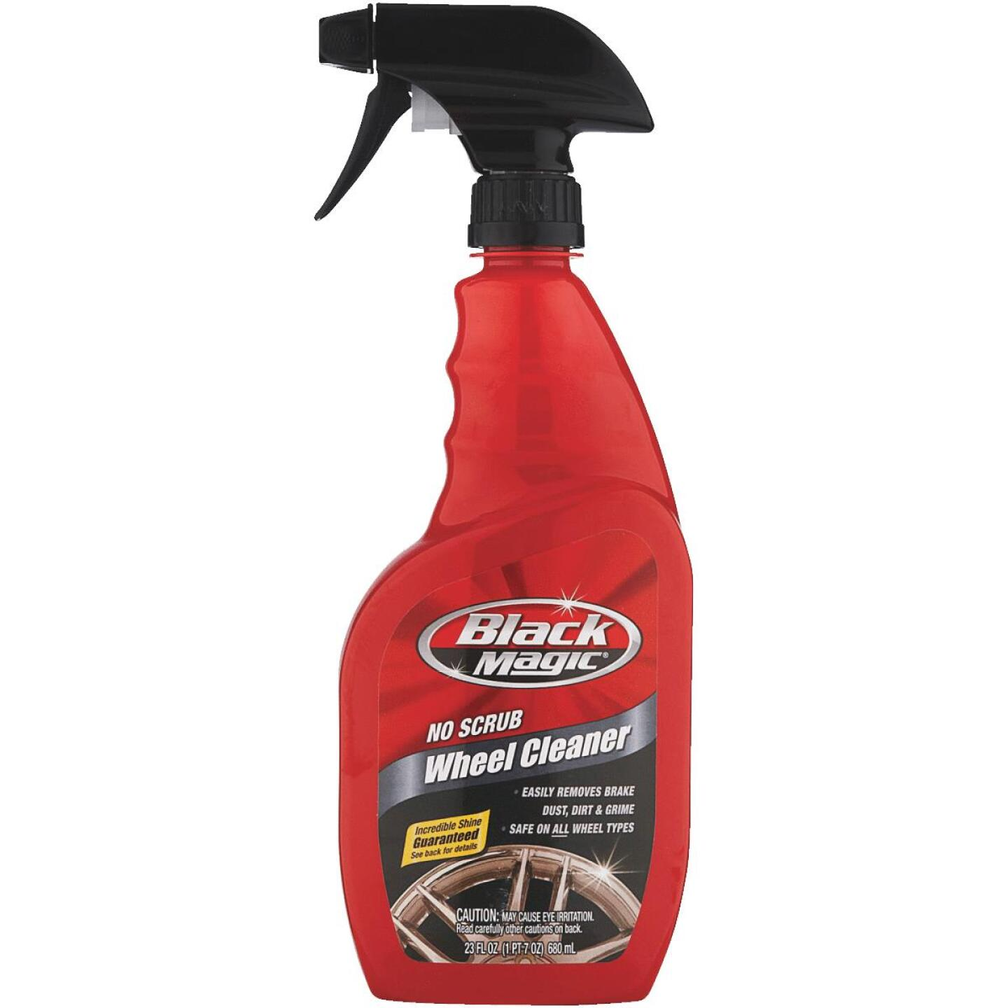 Black Magic 23 oz Trigger Spray Wheel Cleaner Image 1