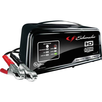Schumacher 50 Amp Automatic Battery Charger