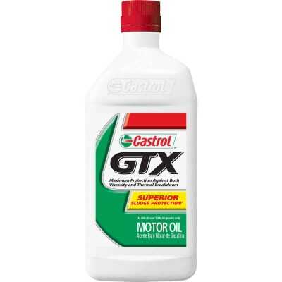 Castrol 5W30 Quart GTX Motor Oil