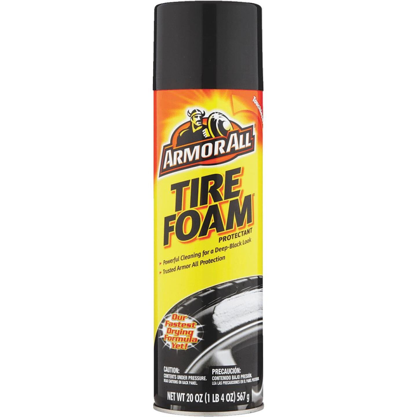 Armor All 20 Oz. Aerosol Spray Tire Cleaner Image 1
