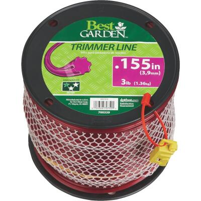 Best Garden 0.155 In. x 336 Ft. Commercial Trimmer Line