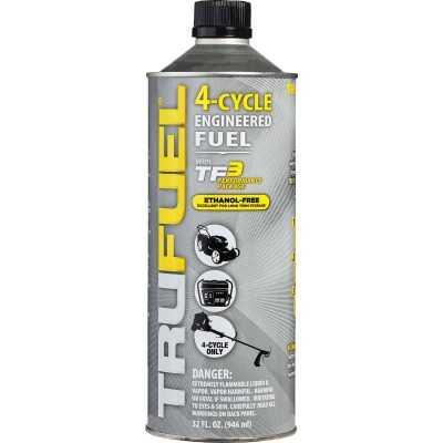 TruFuel 32 Oz. Ethanol-Free Small Engine 4-Cycle Fuel
