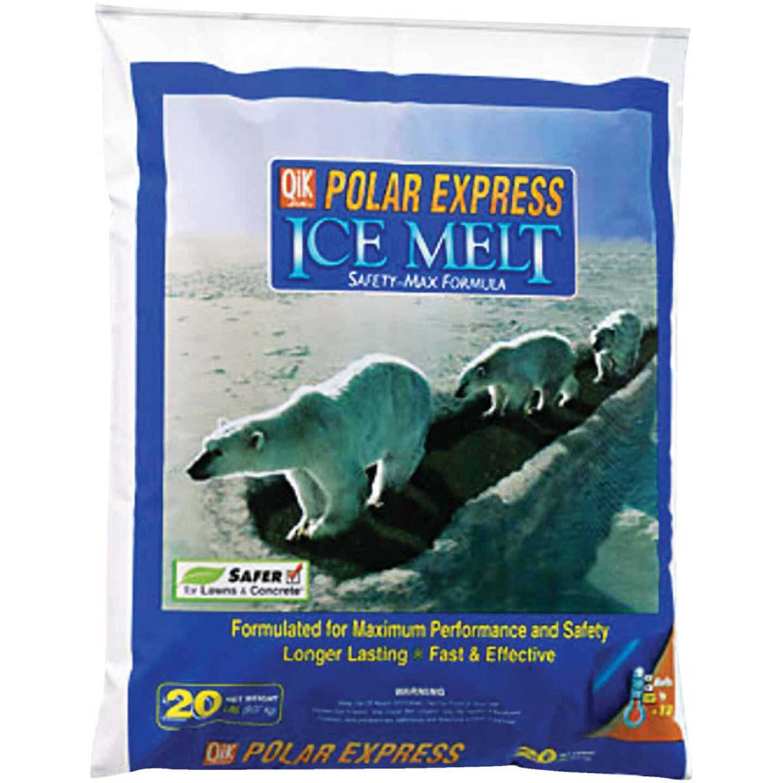 Qik Joe Polar Express 20 Lb. Ice Melt Flakes Image 1