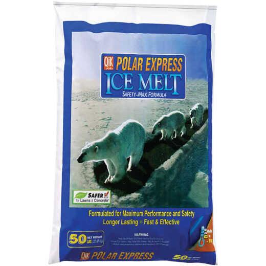 Qik Joe Polar Express 50 Lb. Ice Melt Flakes