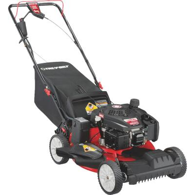 Troy-Bilt 21 In. 159cc OHV Troy-Bilt Electric Start Self-Propelled Gas Lawn Mower