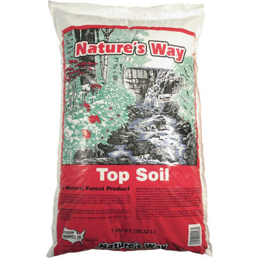 Nature's Way 1 Cu. Ft. 30-1/2 Lb. All Purpose Top Soil