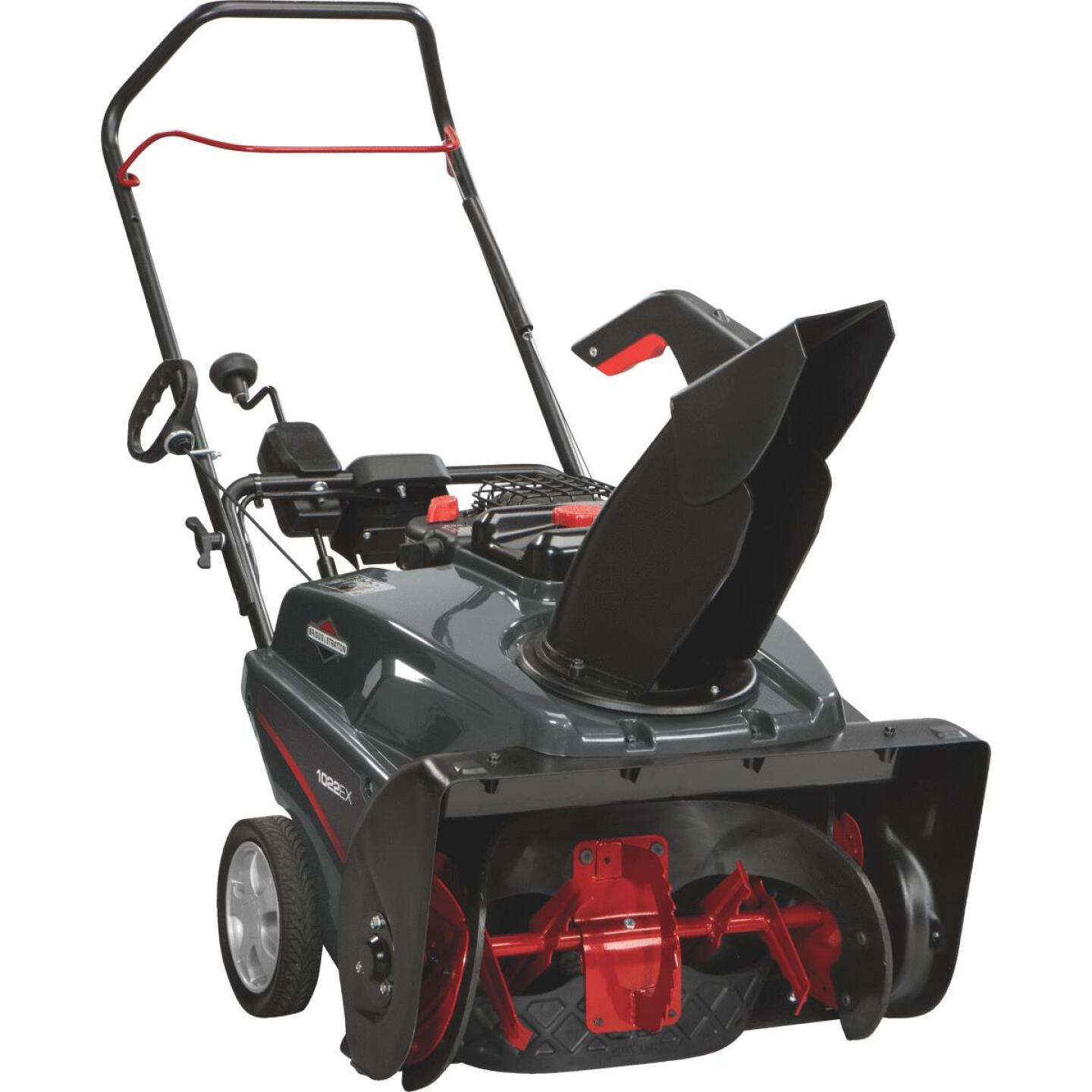 Briggs & Stratton 22 In. 208cc Single-Stage Gas Snow Blower Image 1