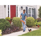 Black & Decker 20V MAX 10 In. Lithium Ion Straight Cordless String Trimmer/Edger Image 3