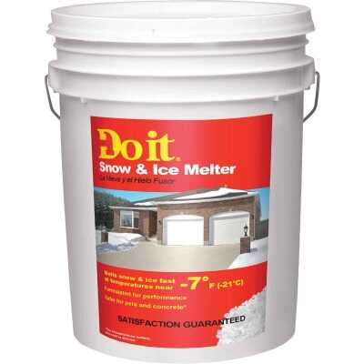 Do it 45 Lb. Snow And Ice Melt Pellets