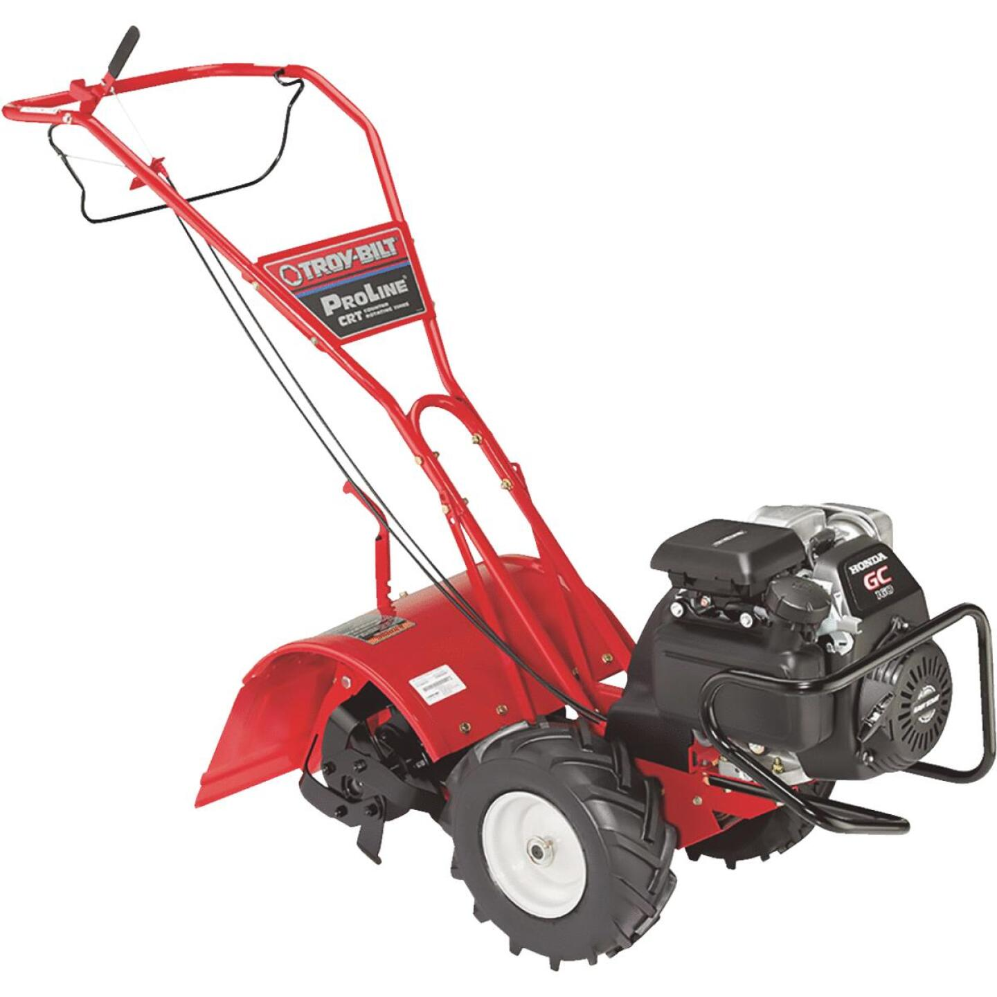 Troy-Bilt ProLine 16 In. 160cc Rear Tine Counter-Rotating Garden Tiller Image 1