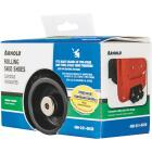 Arnold 2 & 3-Stage Poly Snow Blower Rolling Skid Shoe Image 1