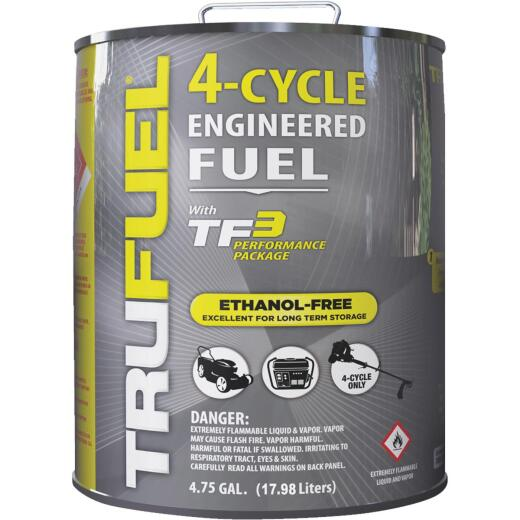TruFuel 4.75 Gal. Ethanol-Free Small Engine 4-Cycle Fuel