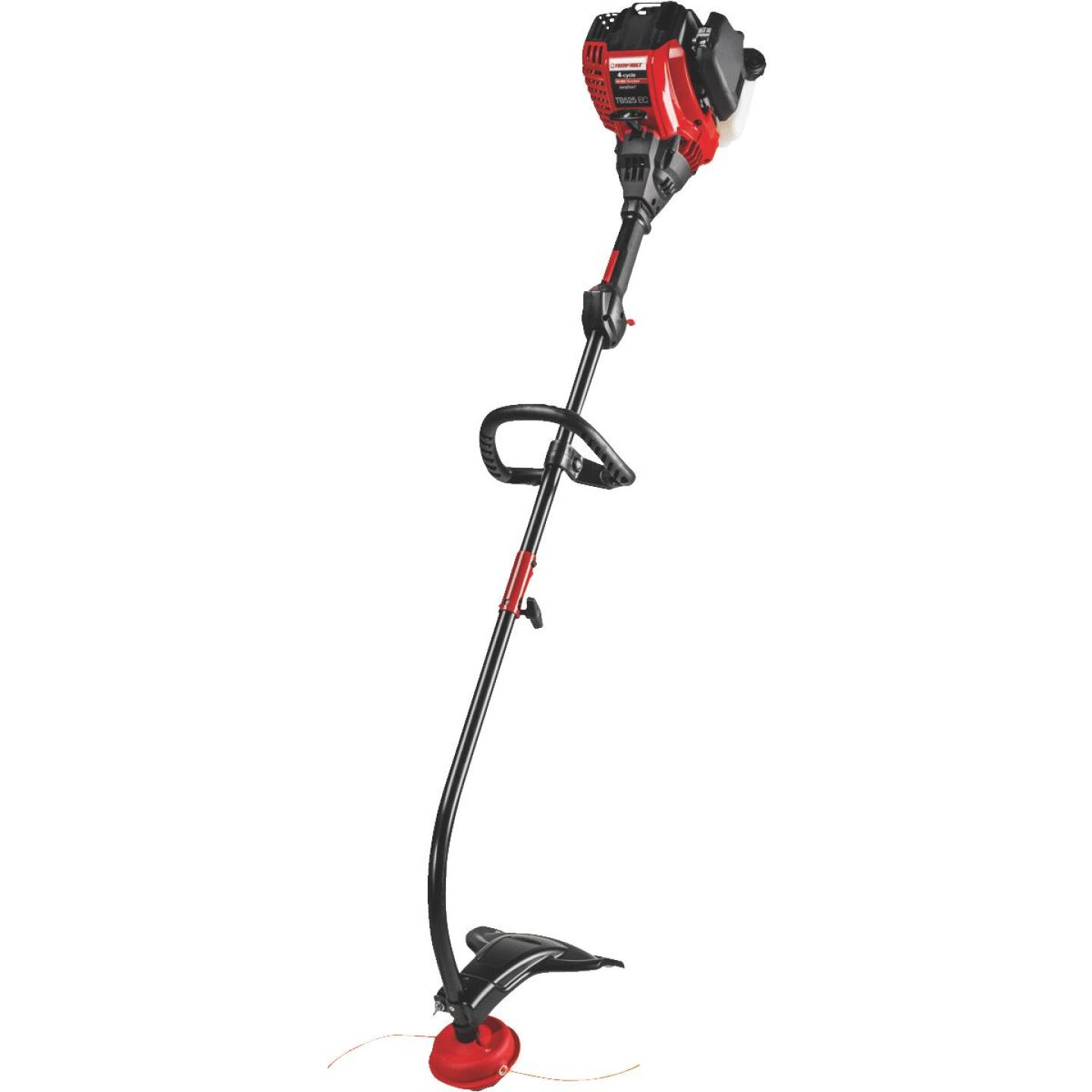 Troy-Bilt TB525EC 17 In. 29CC 4-Cycle Curved Gas String Trimmer Image 1