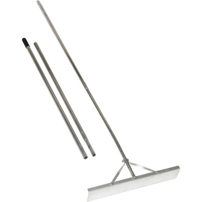 Seymour S500 Industrial 16 Ft. Aluminum Industrial Snow Roof Rake