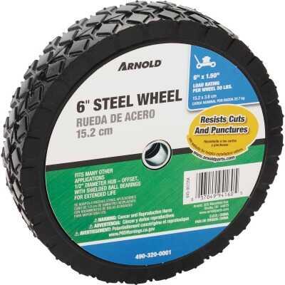 Arnold 6x1.5 Offset Hub Wheel