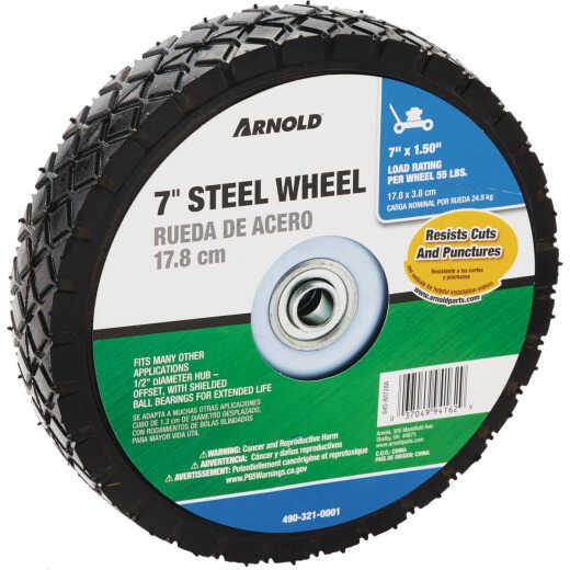 Arnold 7x1.5 Offset Hub Wheel