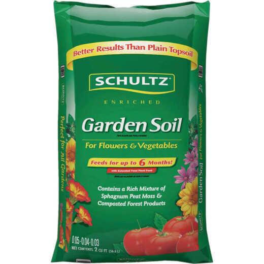 Schultz 2 Cu. Ft. All Purpose Premium Garden Soil