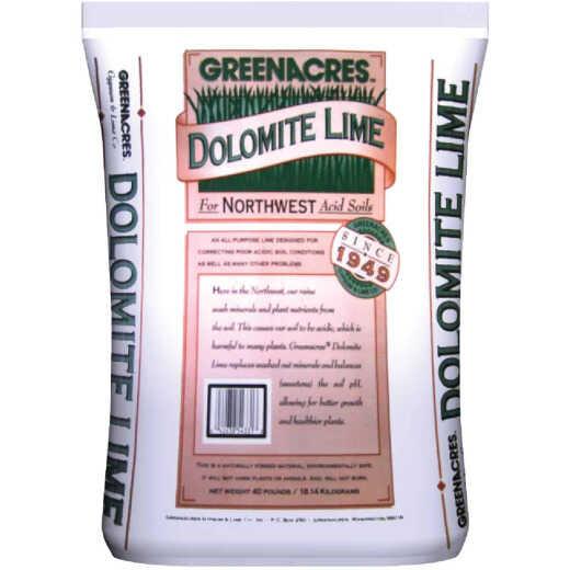 Greenacres 40 Lb. Dolomite Lime