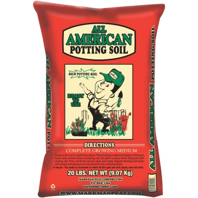 All American 20 Lb. All Purpose Potting Soil