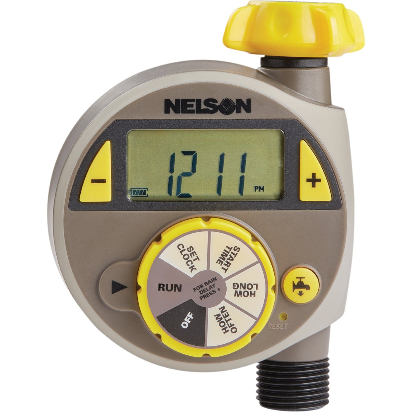 Nelson Electronic Single Outlet Watering Timer Image 1