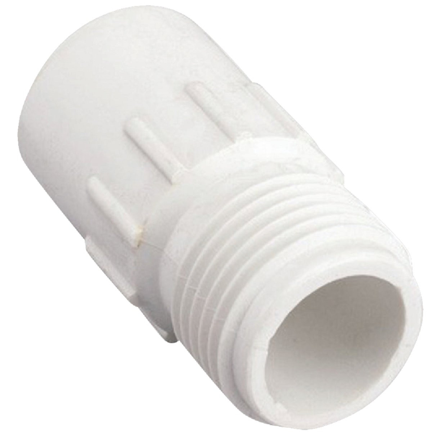 Orbit 3/4 In. MHT x 1/2 In. Slip PVC Hose Adapter Image 1