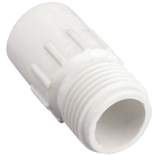 Orbit 3/4 In. MHT x 1/2 In. Slip PVC Hose Adapter