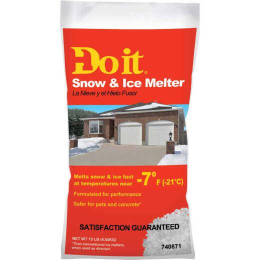 Do it 10 Lb. Snow And Ice Melt Pellets