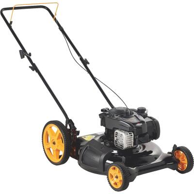 Poulan Pro 21 In. 140cc OHV Briggs & Stratton 2-In-1 Push Gas Lawn Mower