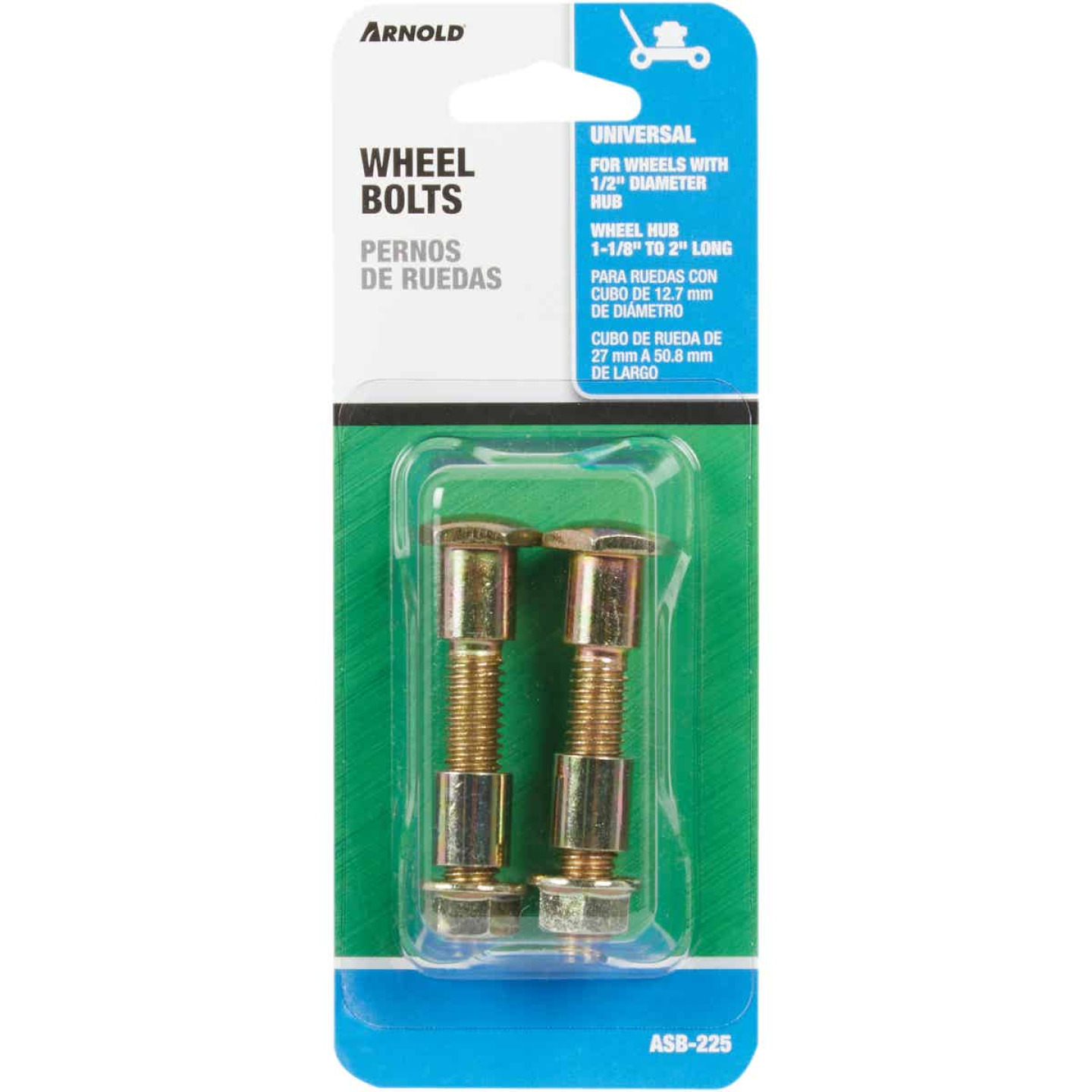 Arnold Wheel Bolts (2 Count) Image 2