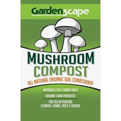 Gardenscape 40 Lb. Mushroom Compost