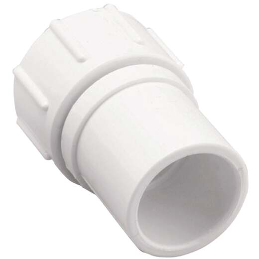 Orbit 1/2 In. PVC Swivel Hose Adapter