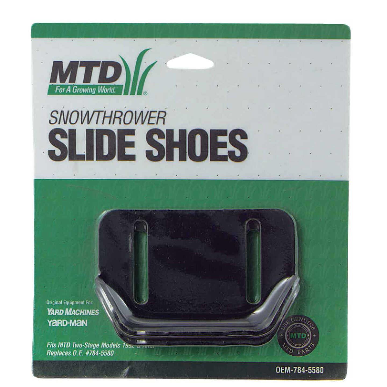 Arnold MTD 2-Stage Steel Snow Blower Slide Shoe Image 1