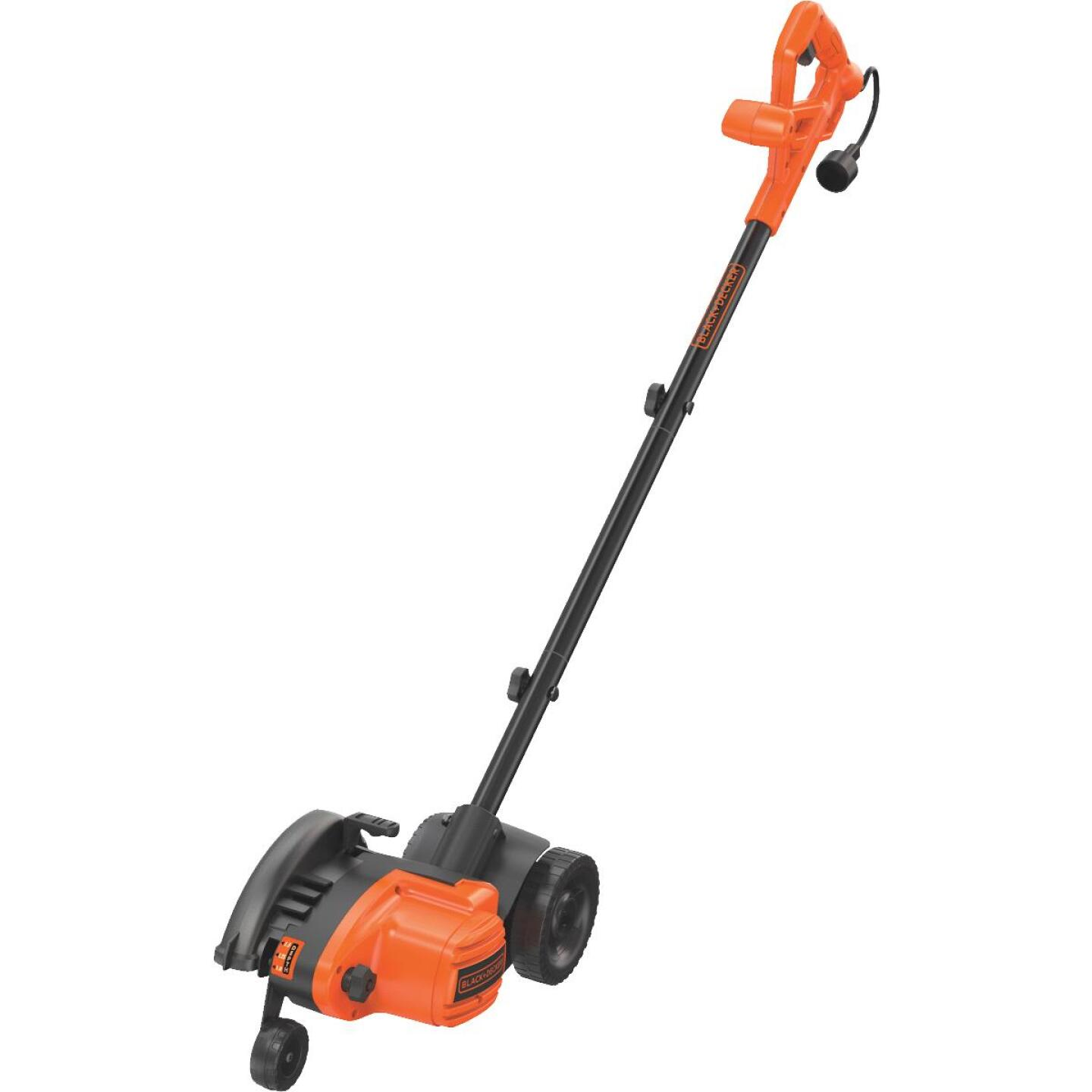 Black & Decker 2-In-1 7-1/2 In. 11-Amp Corded Electric Lawn Edger & Trencher Image 1