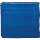 Do it Best Blue Woven 12 Ft. x 20 Ft. General Purpose Tarp Image 2